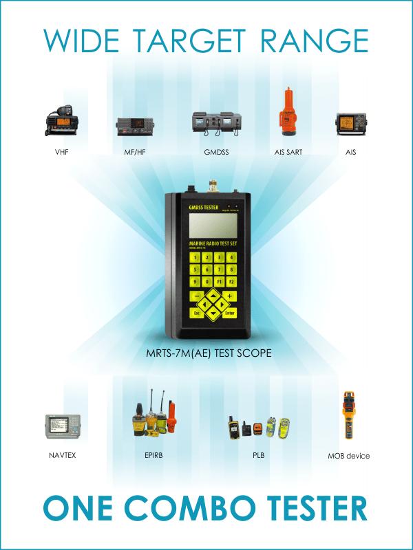 GMDSS Test equipment - Products - Musson Marine Ltd